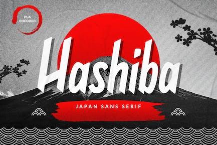 Hasibha - Japan Sans Serif