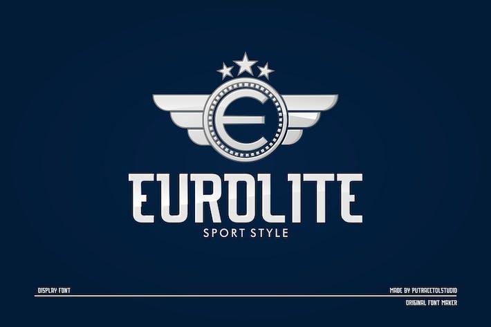 Thumbnail for EUROLITE - Fuente Deportiva + BONUS