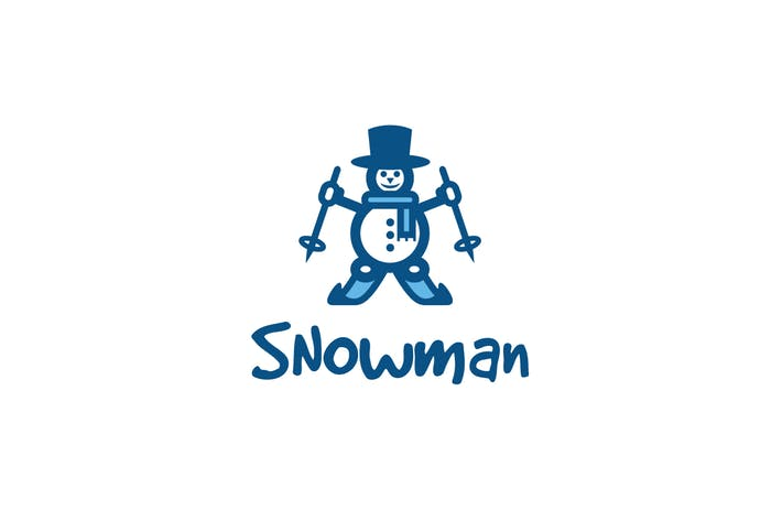 Thumbnail for Snowman Logo
