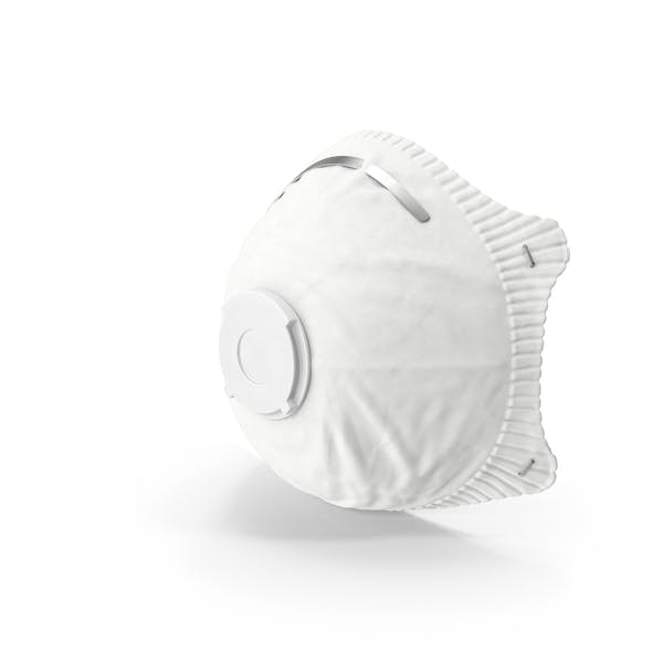 Respirator Mask without Straps