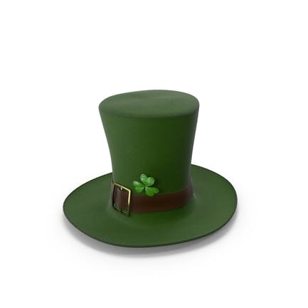 Kobold-Hut mit Klee dunkel