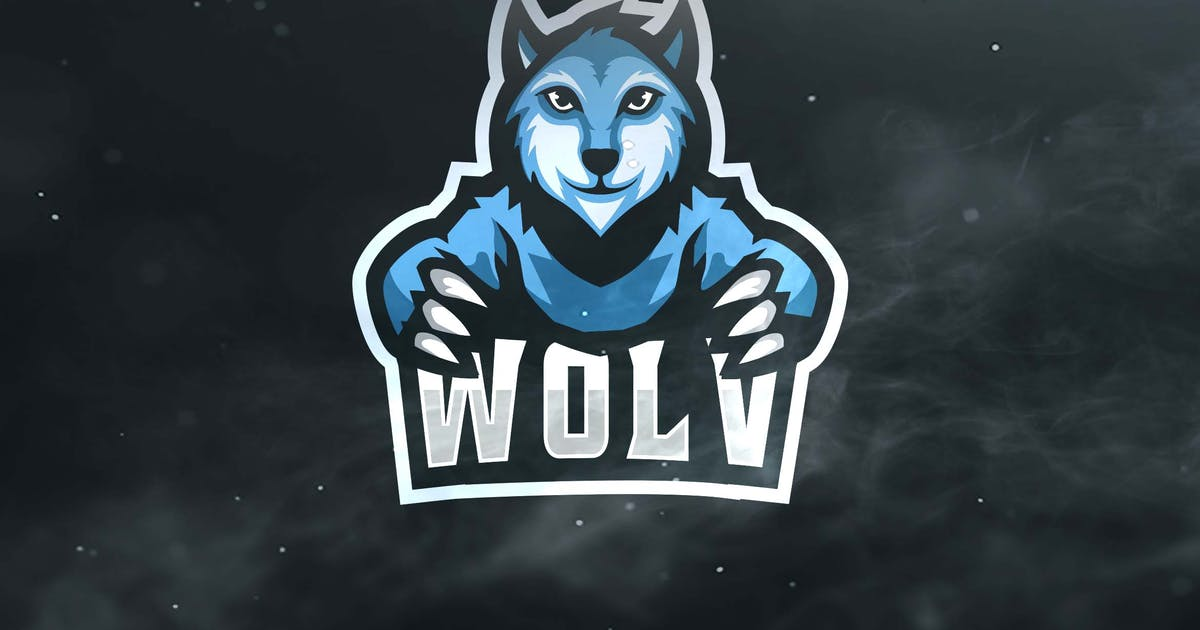 Download Wolv Sport and  Esports Logos by ovozdigital