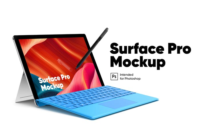 Thumbnail for Surface Pro Mockup