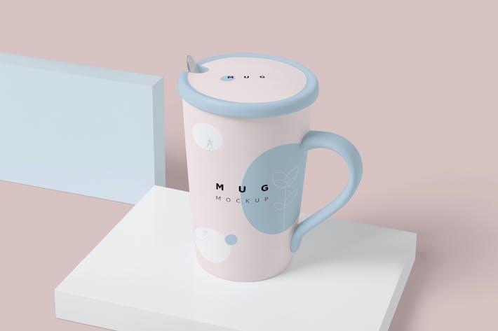 Thumbnail for Mug Mockups