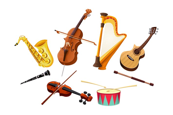 Thumbnail for Musical Instruments