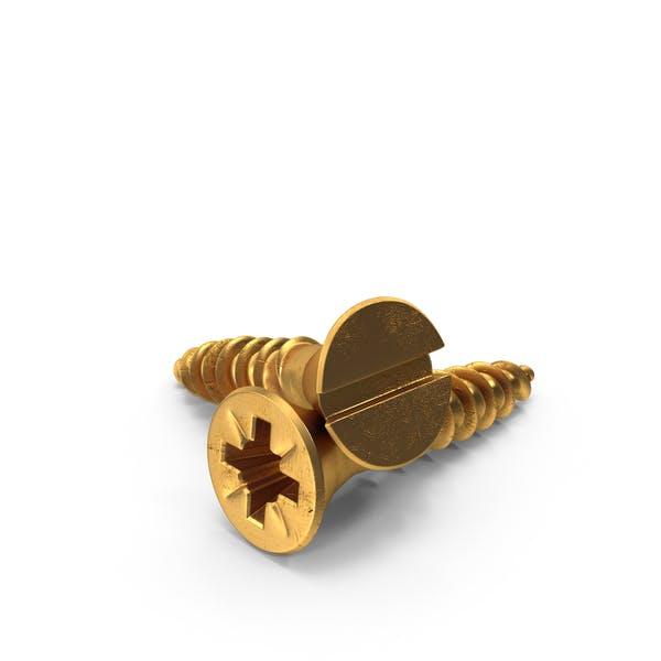 Thumbnail for Wood Screws