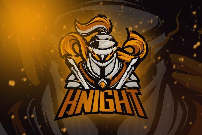 Thumbnail for Knight Esport Logo Vol. 4