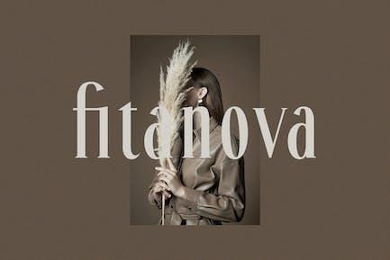Fitanova - Classy Serif