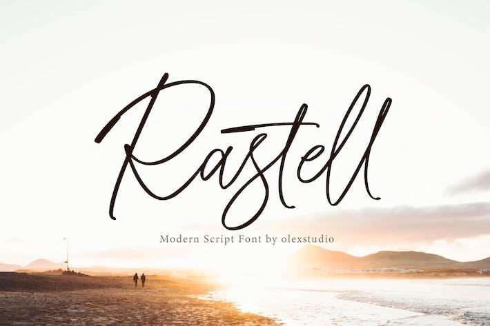Thumbnail for RASTELL - Guión