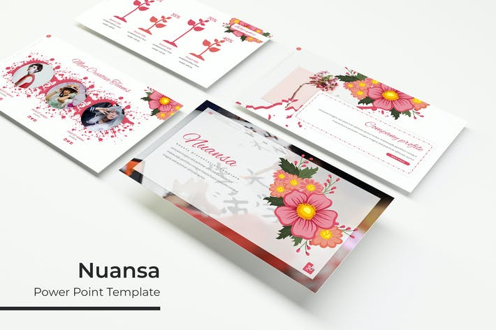 Thumbnail for Nuansa - Powerpoint Template