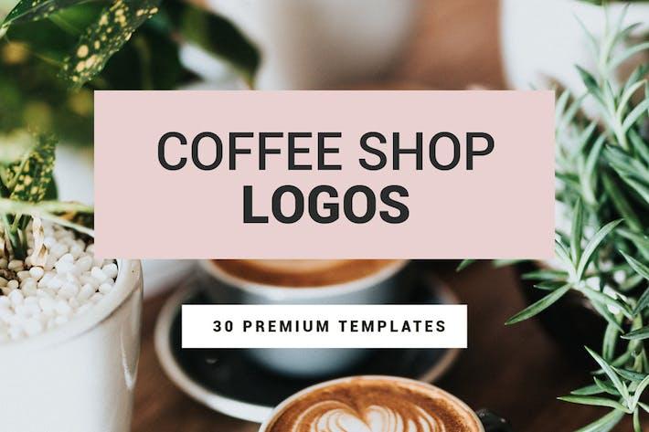 Thumbnail for Coffee Shop Logos