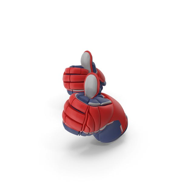Thumbnail for Thumbs Up Hockey Gloves