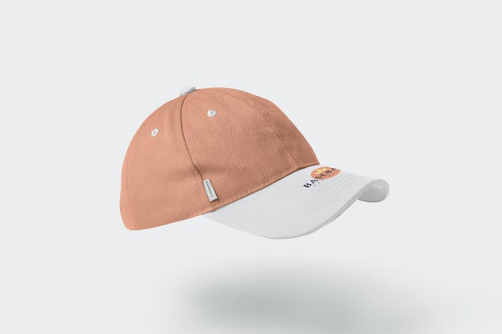 Thumbnail for Baseball Cap Mockup