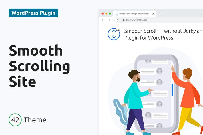Thumbnail for Smooth Scrolling Site, really Cool and Easy