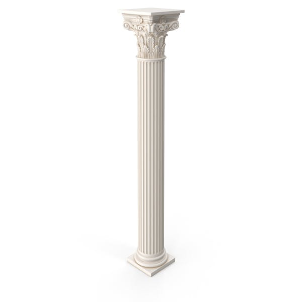 Corinthian Ancient Greek Column