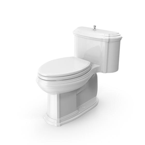 Klassisch Toilette