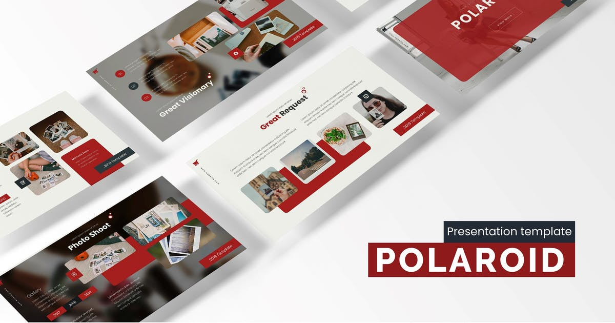 Download Polaroid - Powerpoint Template by vincentllora