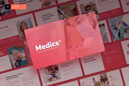Medics - Medical Power Point Presentation