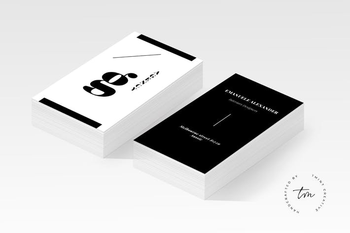 Download 6054 fitness business card templates envato elements thumbnail for agency business card fbccfo Images
