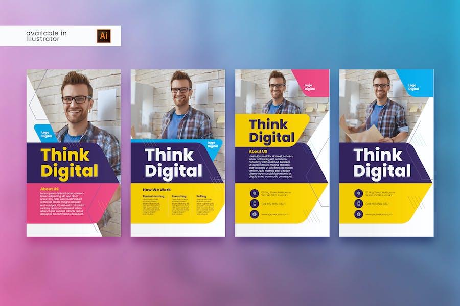 Historias de agencia digital