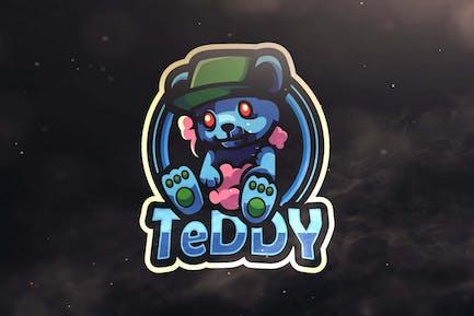Teddy Sport and Esports Logos
