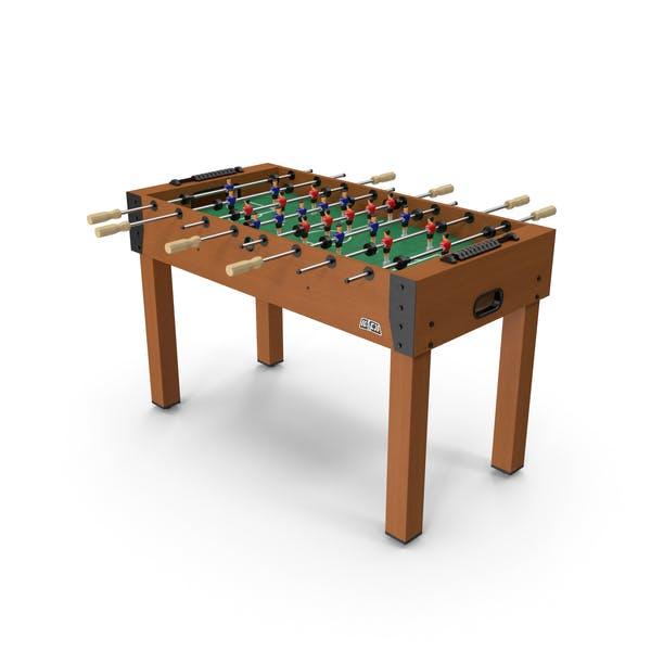 Portable Mini Foosball Table