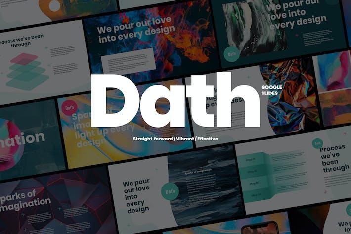 Thumbnail for DATH - Creative Business Google Slides