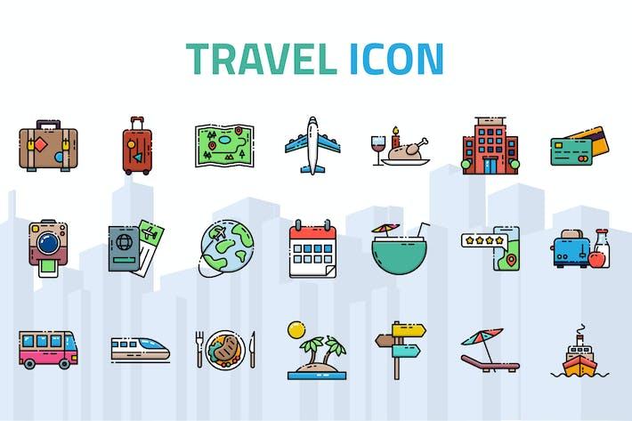Thumbnail for Travel Icon