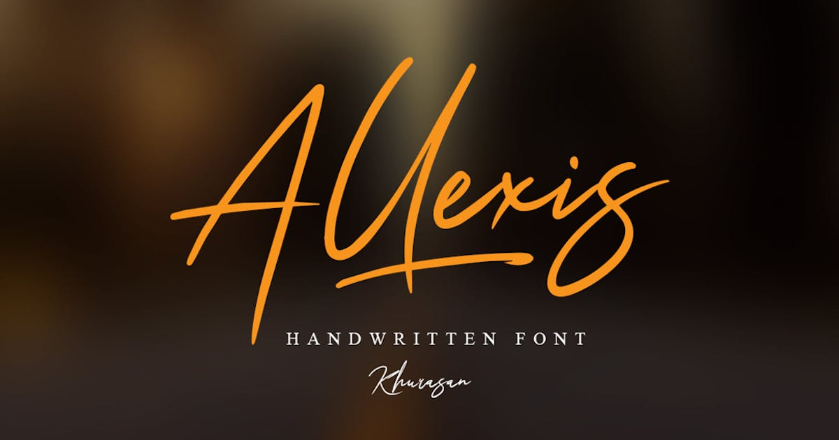 Download Allexis Signature by khurasan