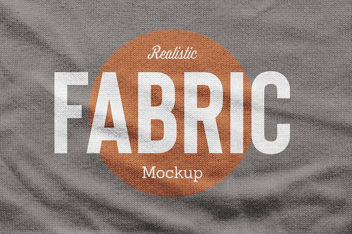 Thumbnail for Fabric Mockup Vol.5