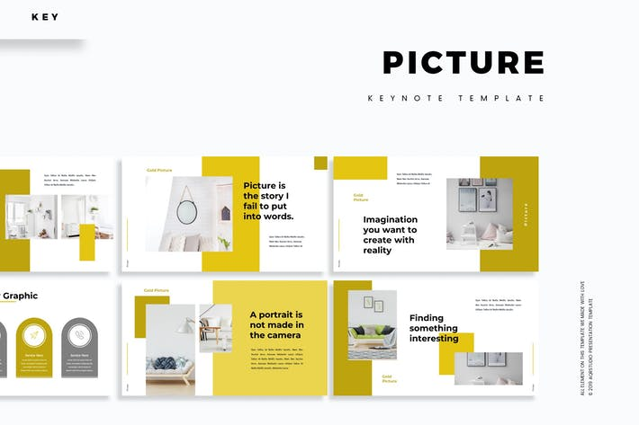 Thumbnail for Picture - Keynote Template