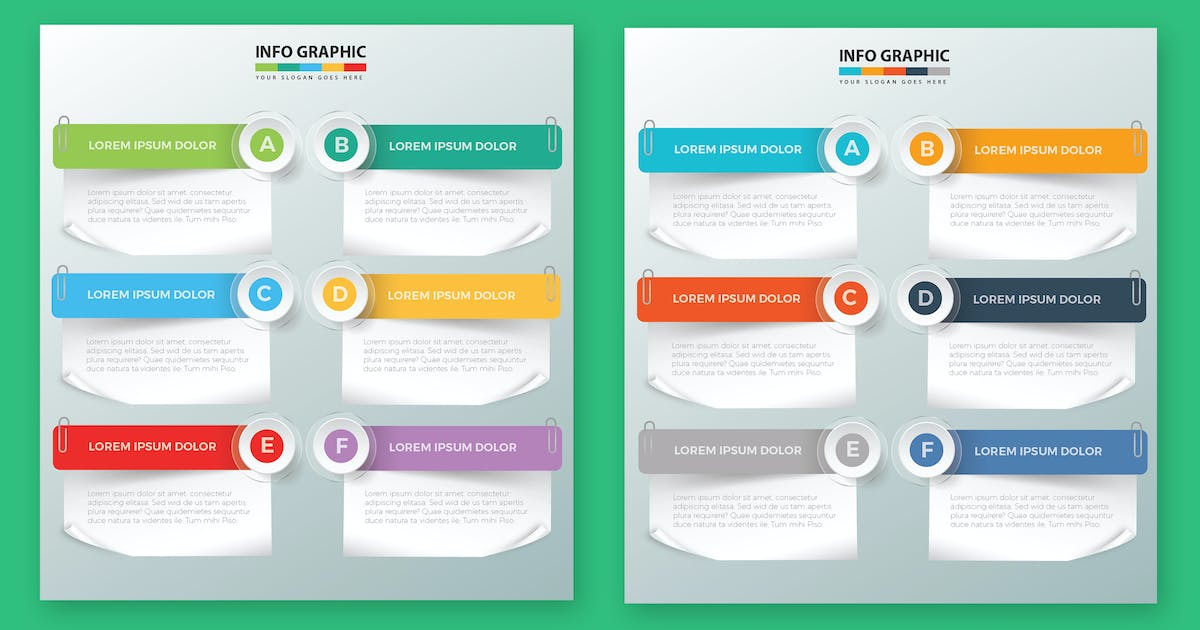 Download Paper Infographic Design by mamanamsai