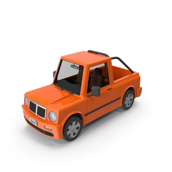 Thumbnail for Cartoon Car Pickup