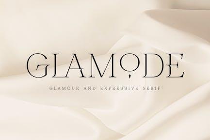 Glamode - Glamour and Stylish Serif