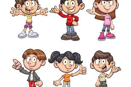 Cartoon Enfants