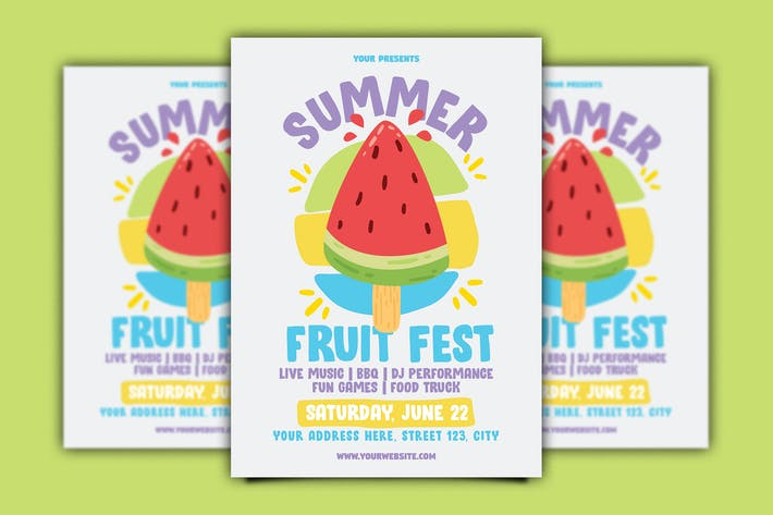 Thumbnail for Summer Fruit Fest
