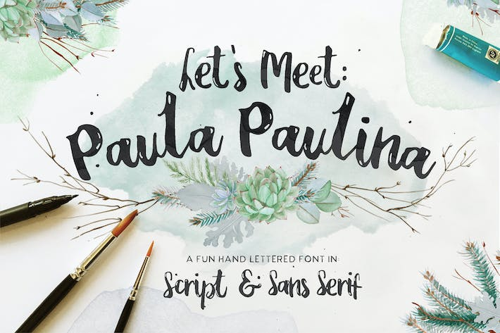 Cover Image For Paula Paulina