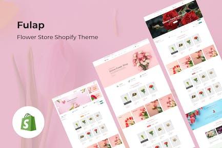 Gulap - Tienda de flores Shopify Tema