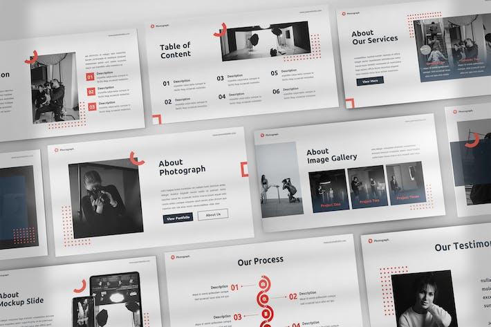 Photograph - Studio Keynote Template
