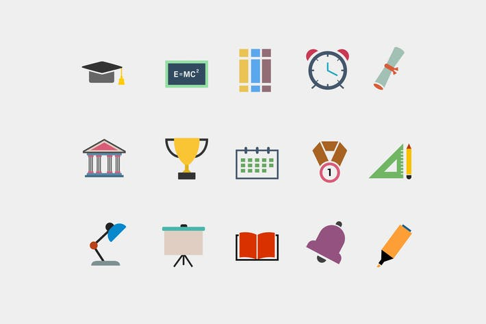 Thumbnail for 15 University Icons