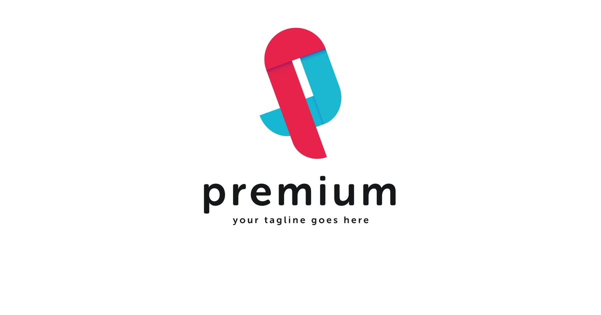 Download P Letter Logo Vector Template by Pixasquare