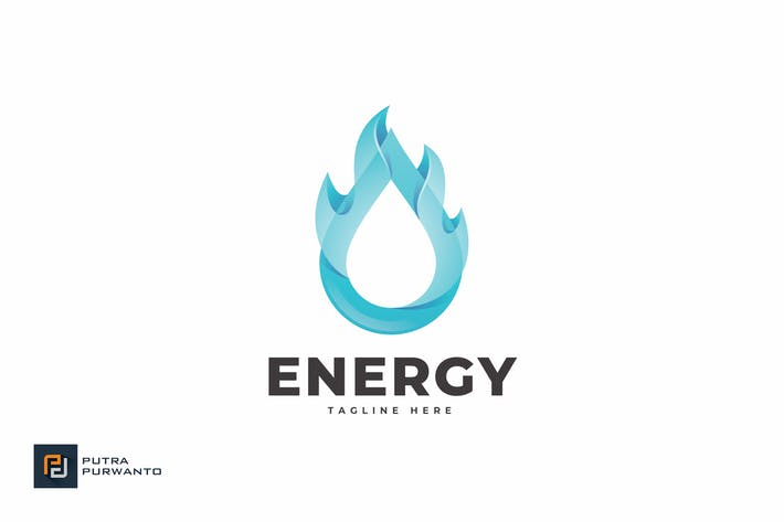 Thumbnail for Energy - Logo Template