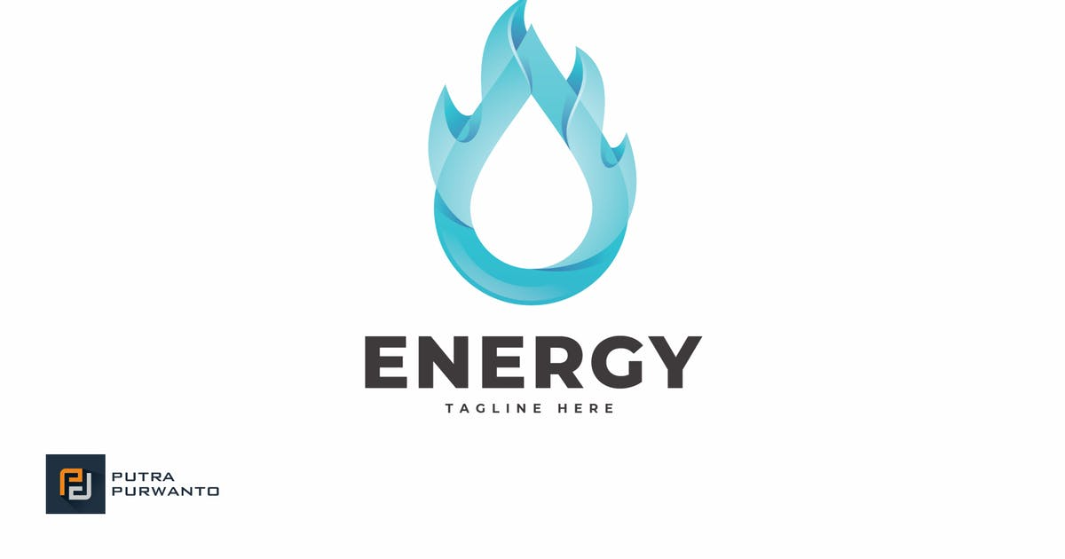 Download Energy - Logo Template by putra_purwanto