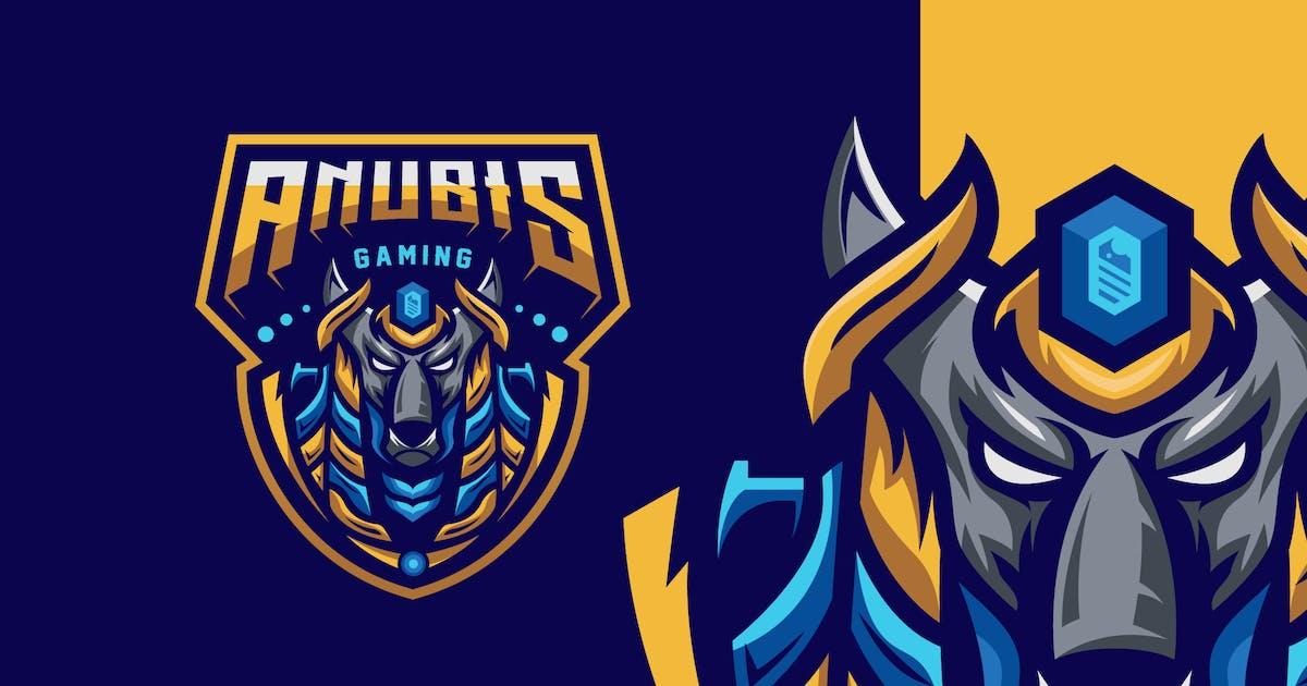 Download Anubis Esport Logo Template by Prosperos006