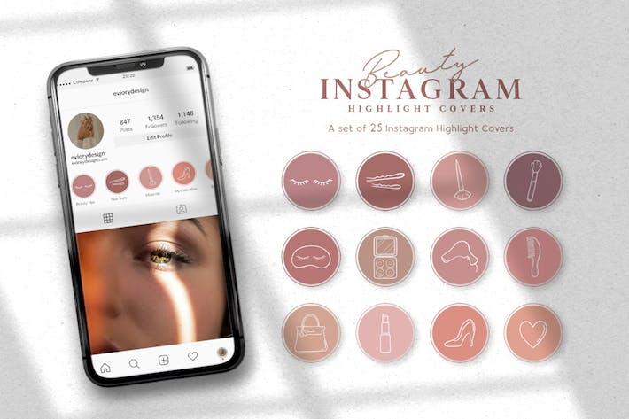 Thumbnail for Instagram Highlight Beauty
