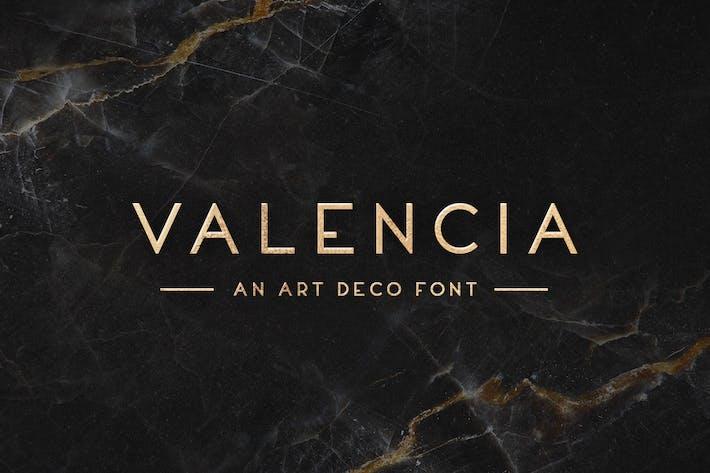 Thumbnail for Valencia Tipo de letra