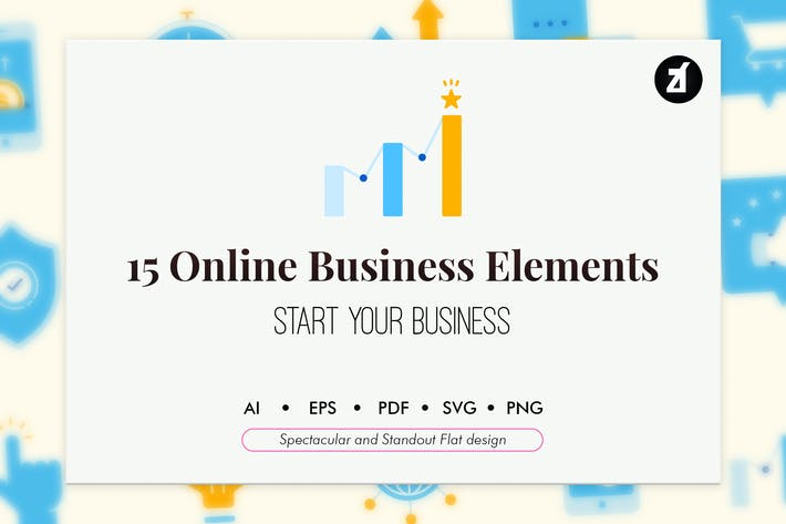 Thumbnail for 15 Online business elements
