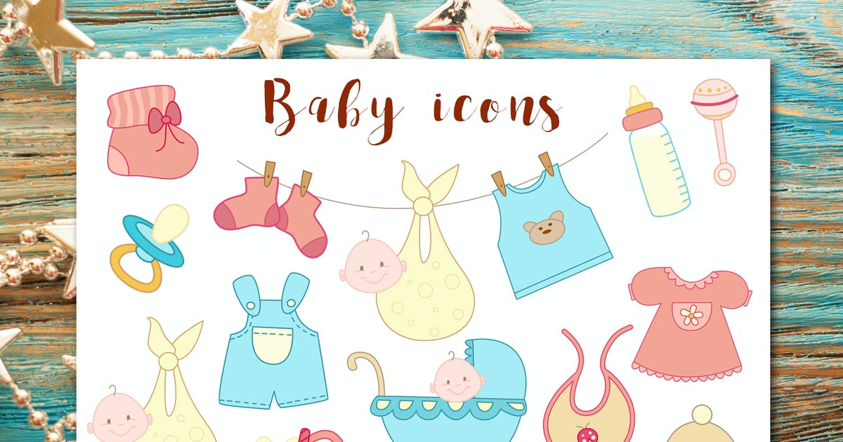 Download Baby Icons by Artness