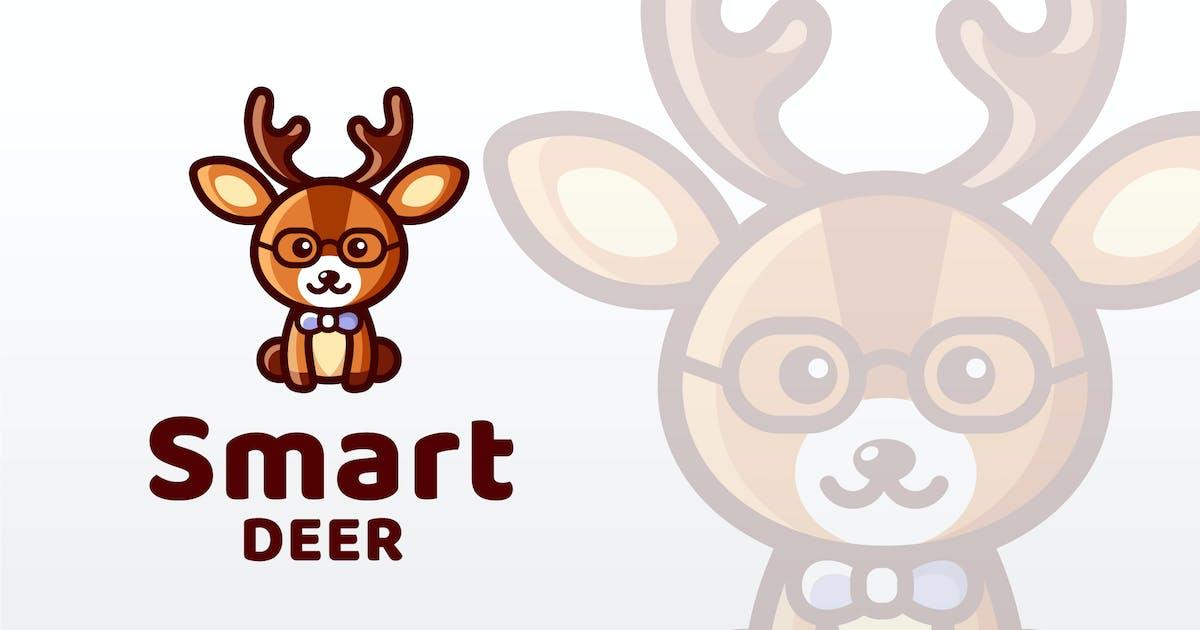 Download Smart Deer Logo Template by IanMikraz