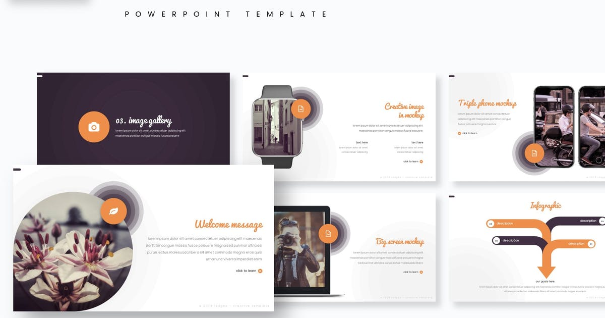 Download Lodges - Powerpoint Template by aqrstudio